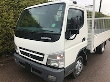 2010 Mitsubishi Fuso Canter 3C13 MWB DROPSIDE - TAIL LIFT - Thumb 12