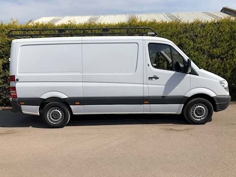 Mercedes-Benz Sprinter MWB Low Roof 313 Cdi