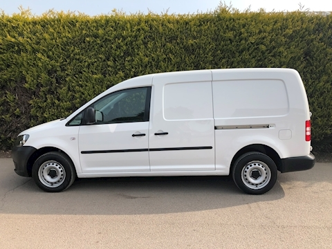 2014 Volkswagen Caddy Maxi C20 1.6 Tdi Startline Bluemotion PANEL VAN