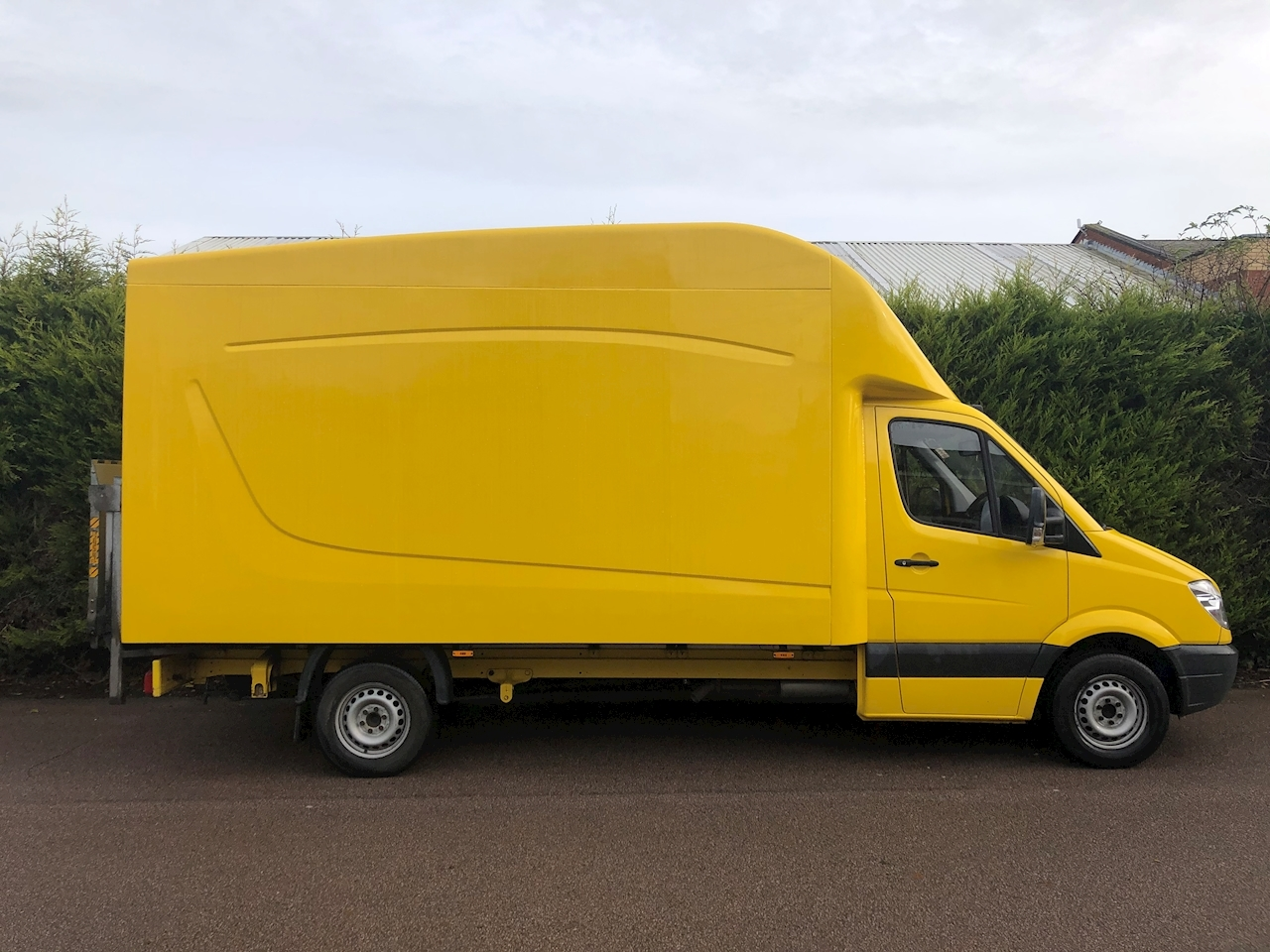 Mercedes-Benz 2011 Mercedes Sprinter 313 2.1 Cdi LUTON VAN - TAIL LIFT
