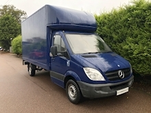 2011 Mercedes Sprinter 313 2.1 Cdi 130bhp LUTON VAN - TAIL LIFT - Thumb 2