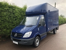 2011 Mercedes Sprinter 313 2.1 Cdi 130bhp LUTON VAN - TAIL LIFT - Thumb 3