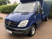 2011 Mercedes Sprinter 313 2.1 Cdi 130bhp LUTON VAN - TAIL LIFT - Thumb 19