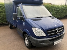 2011 Mercedes Sprinter 313 2.1 Cdi 130bhp LUTON VAN - TAIL LIFT - Thumb 17