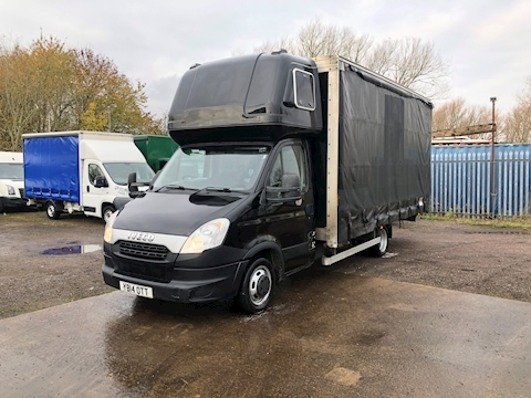 2014 Iveco Daily 35C13 2.3 CURTAIN SIDE - 3.5 TON