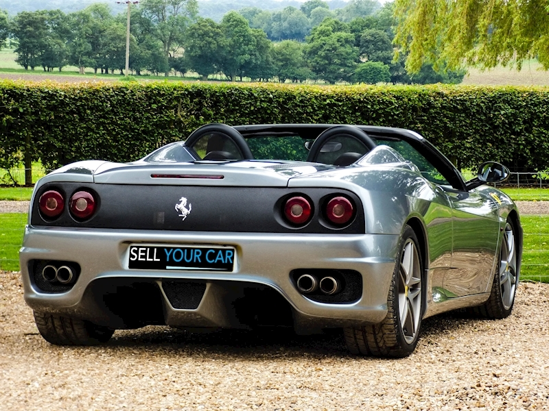 Ferrari 360 Spider F1 - Large 11
