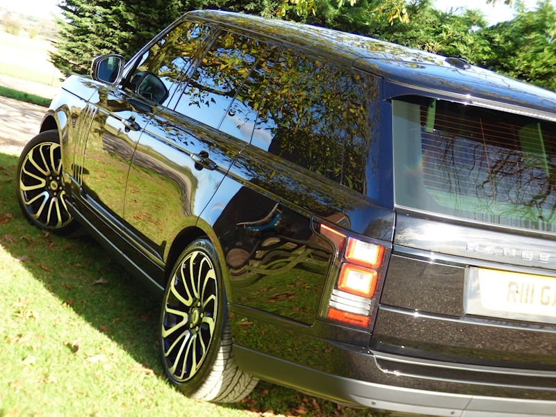 Land Rover Range Rover Tdv6 Vogue - Large 11