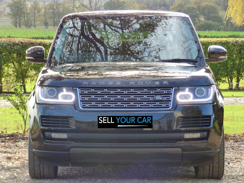 Land Rover Range Rover Tdv6 Vogue - Large 4