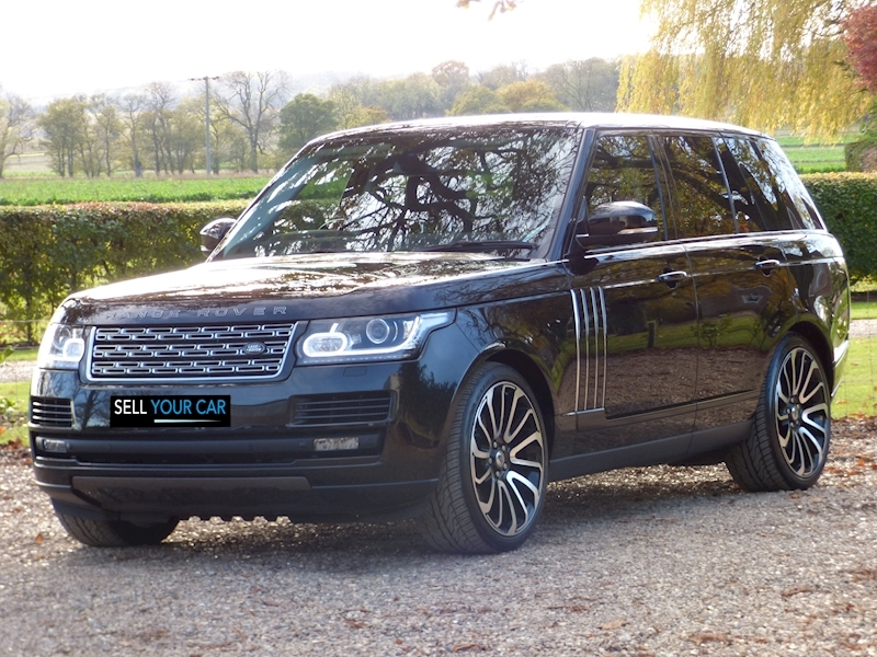 Land Rover Range Rover Tdv6 Vogue - Large 5