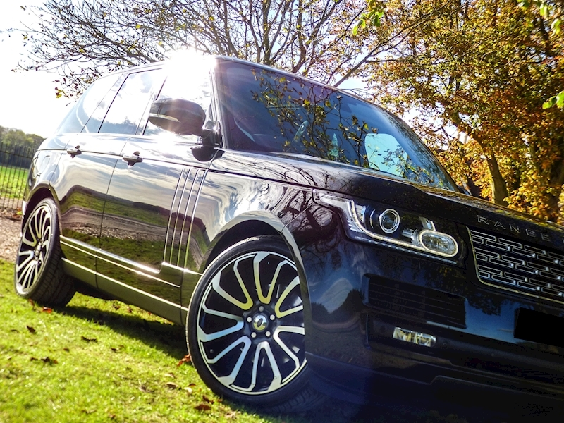 Land Rover Range Rover Tdv6 Vogue - Large 12