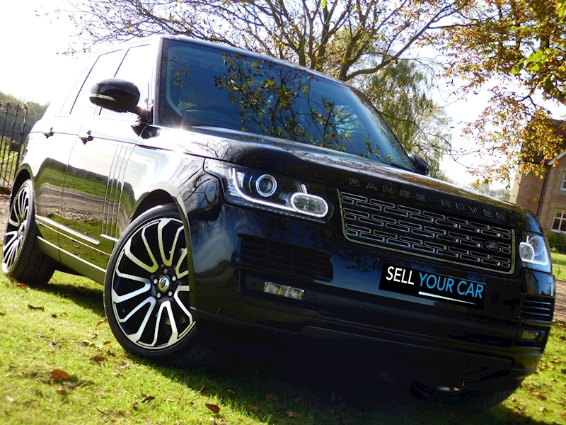 Land Rover Range Rover Tdv6 Vogue - Large 13