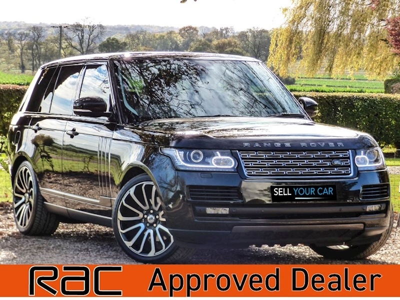 Range Rover Tdv6 Vogue 3.0 5dr Estate Automatic Diesel