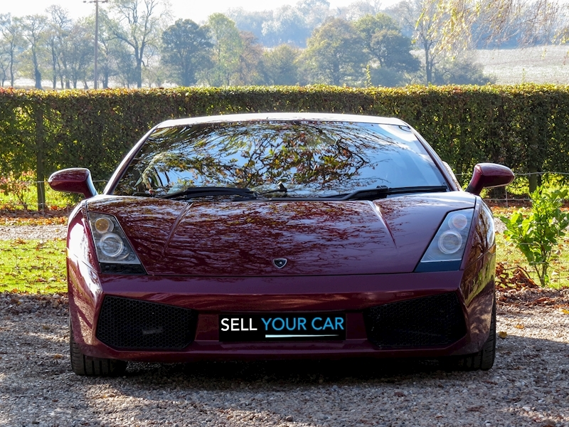 Used Lamborghini Gallardo V10 Coupe Sell Your Car With Us With Owner