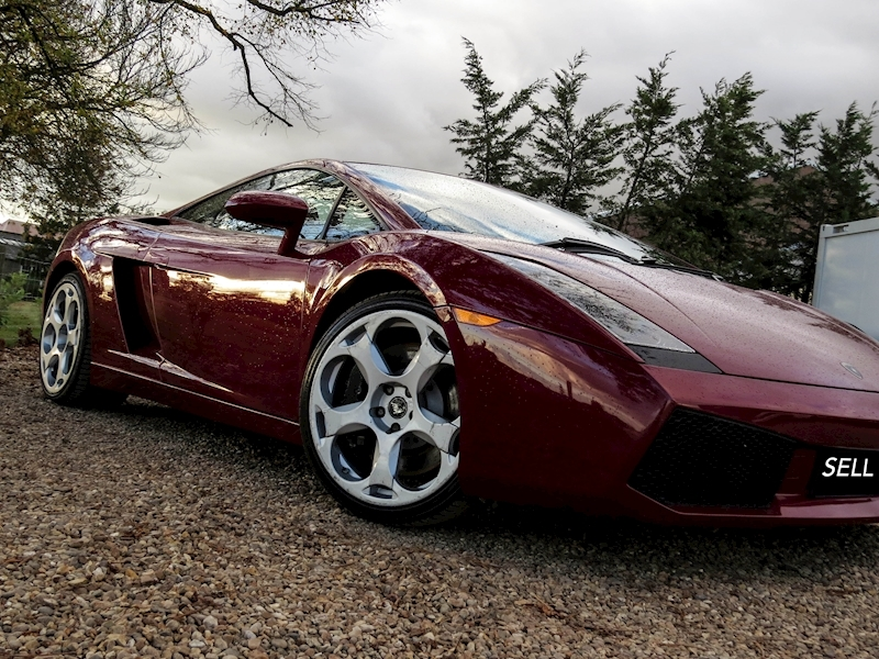 Lamborghini Gallardo V10 Coupe - Large 17