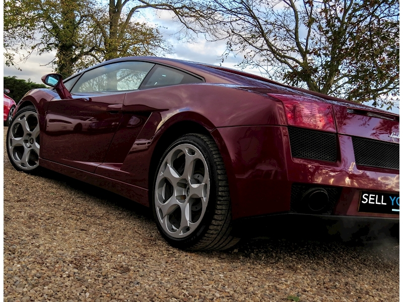 Lamborghini Gallardo V10 Coupe - Large 14