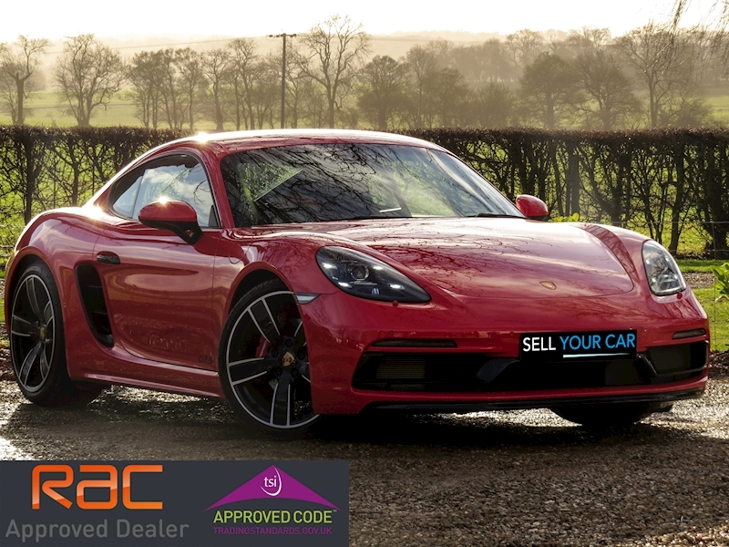 Porsche 718 Cayman Gts Pdk - Video
