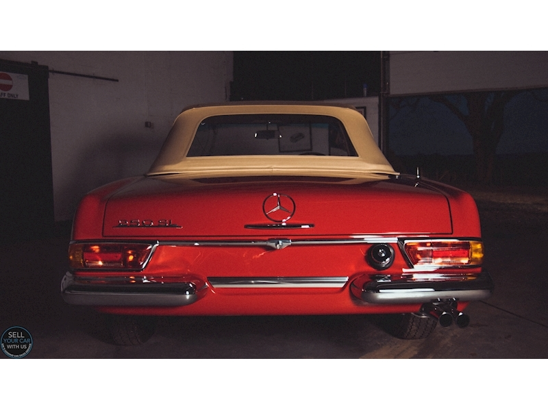 Mercedes-Benz 250 SL Roadster - Large 3
