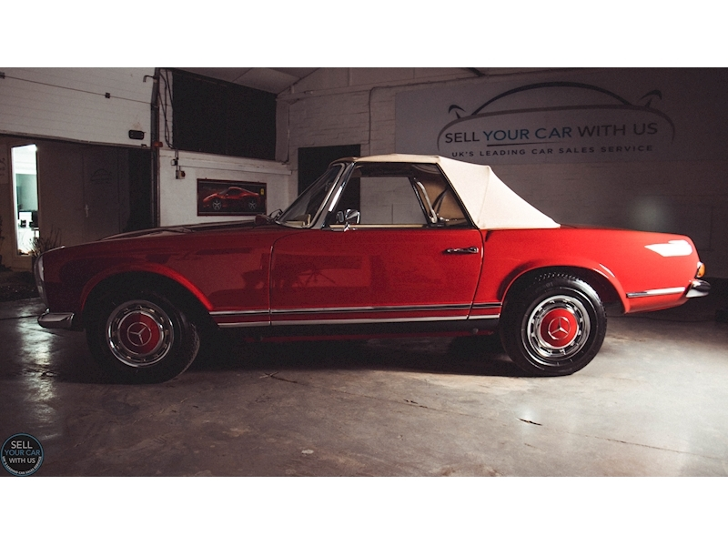 Mercedes-Benz 250 SL Roadster - Large 5