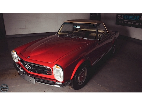 250 SL Roadster 2.5 2dr Convertiable Manual Petrol