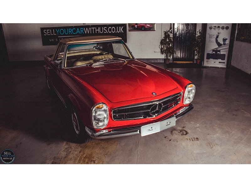 Mercedes-Benz 250 SL Roadster - Large 1