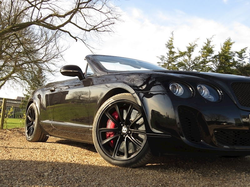Bentley Continental Supersports - Large 18