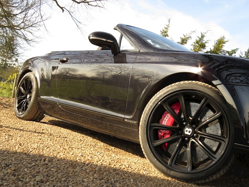 Bentley Continental Supersports - Large 19