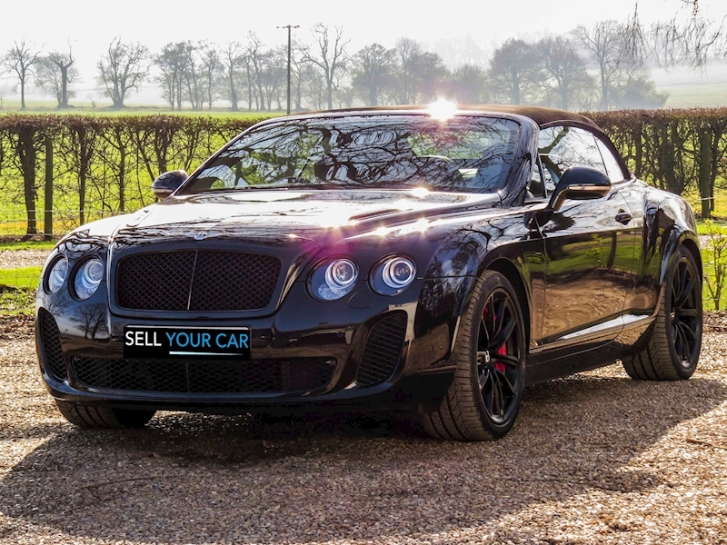 Bentley Continental Supersports - Large 6