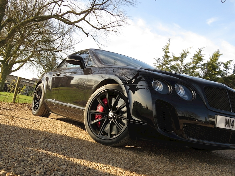 Bentley Continental Supersports - Large 52
