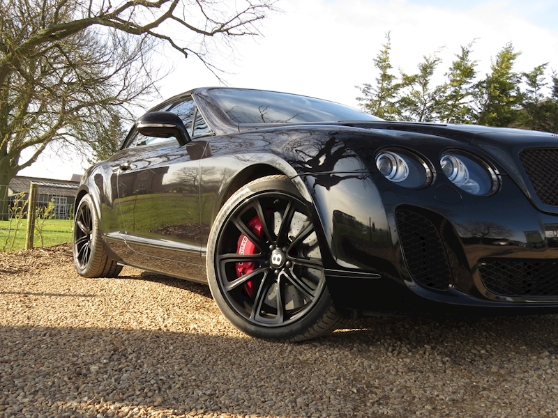 Bentley Continental Supersports - Large 53