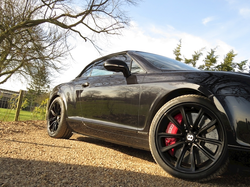 Bentley Continental Supersports - Large 54