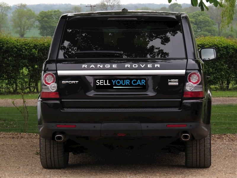 Land Rover Range Rover Sport Sdv6 Hse - Large 8