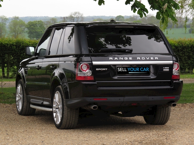 Land Rover Range Rover Sport Sdv6 Hse - Large 7
