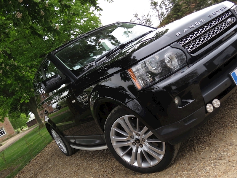 Land Rover Range Rover Sport Sdv6 Hse - Large 3