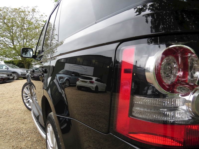 Land Rover Range Rover Sport Sdv6 Hse - Large 13