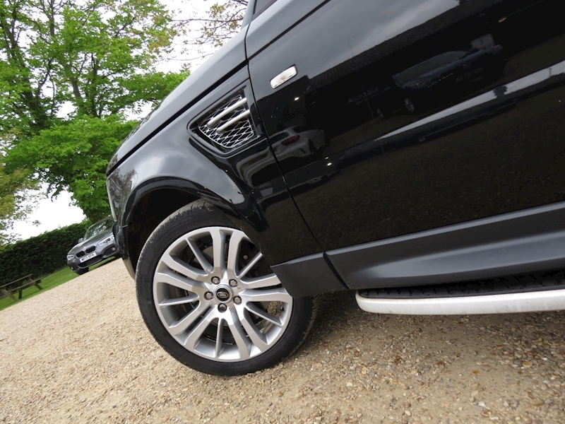 Land Rover Range Rover Sport Sdv6 Hse - Large 15