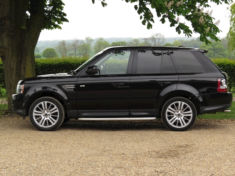 Land Rover Range Rover Sport Sdv6 Hse - Large 6