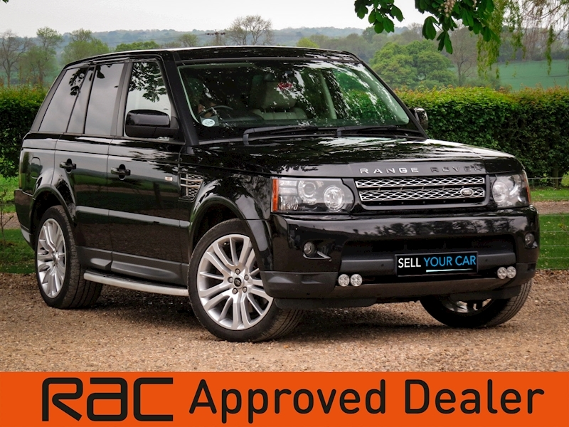 Land Rover Range Rover Sport Sdv6 Hse - Large 0