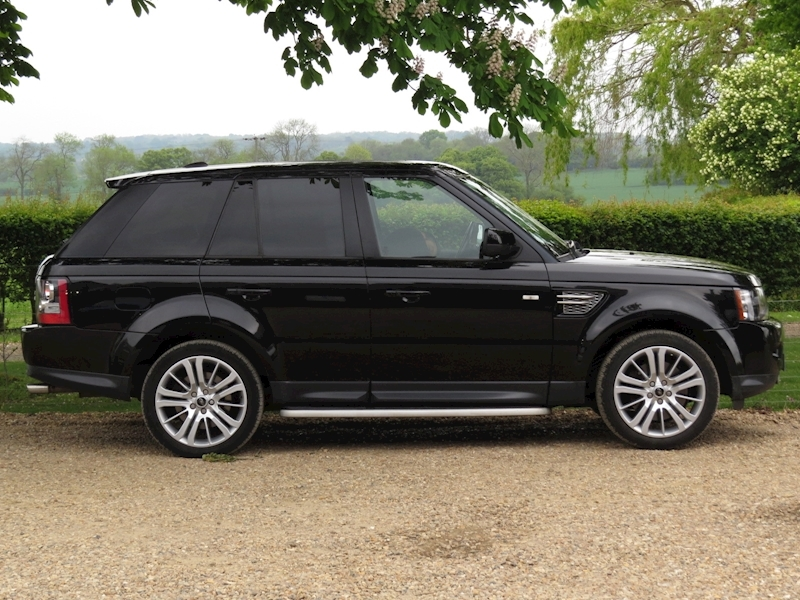 Land Rover Range Rover Sport Sdv6 Hse - Large 10
