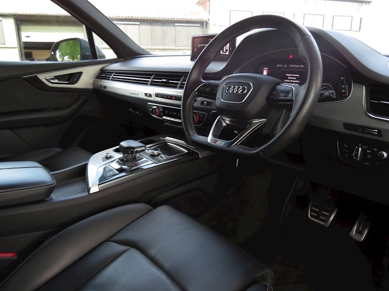 Used Audi Q7 Tdi Quattro S Line | Sell Your Car With Us - On