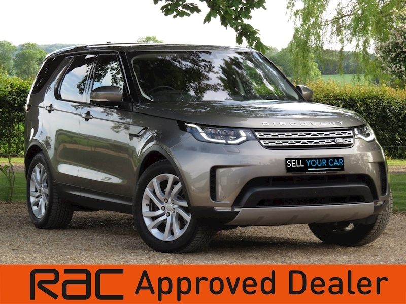 Land Rover Discovery Si6 Hse Luxury