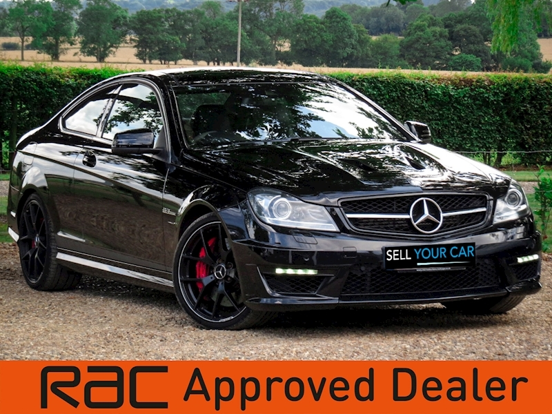 Mercedes-Benz C Class C63 Amg Edition