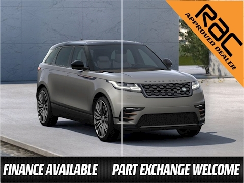 Land Rover Range Rover Velar First Edition