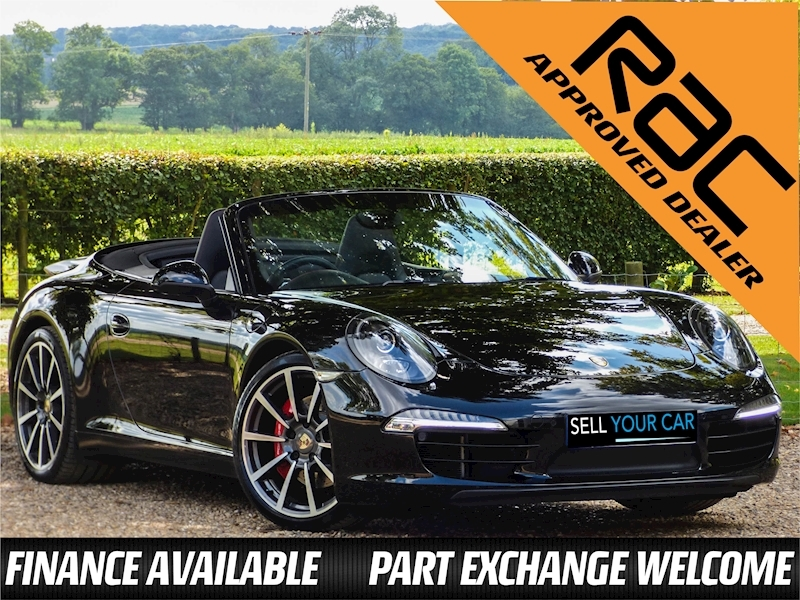 Porsche 911 Carrera 2S Pdk - Video
