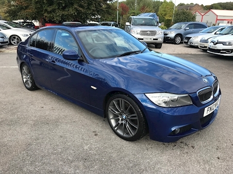 BMW 3 Series 320D Sport Plus