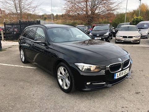 Bmw 3 Series 316D Sport Touring