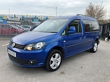 Volkswagen Caddy Maxi 1.6 2013 - Thumb 2