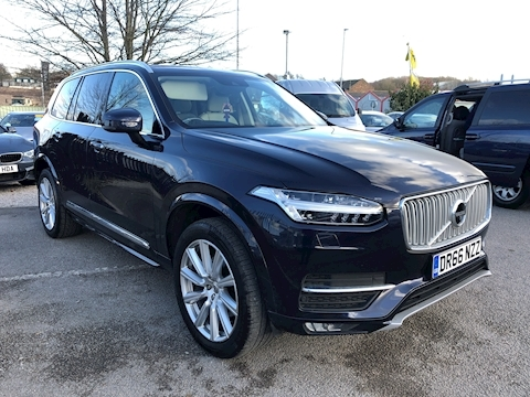 Volvo Xc90 D5 Powerpulse Inscription Awd