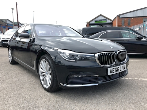 BMW 7 Series 740Ld Xdrive
