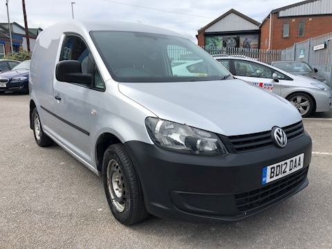 Volkswagen Caddy C20 Tdi Bluemotion