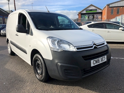 Citroen Berlingo Enterprise L1